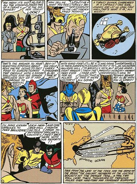All-Star Comics 14 Dec-Jan 1942-3 page 3