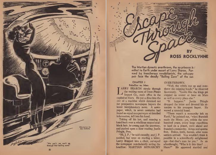 Amazing Stories June 1938