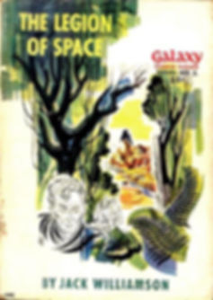 Jack Williamson, The Legion of Space, Galaxy Novel #2