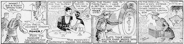 1929-08-01 Buck Rogers strip
