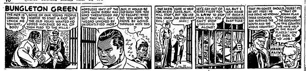 Bungleton Green, March 29, 1947