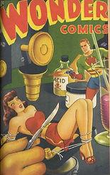 Wonder Comics 1#5, December 1947
