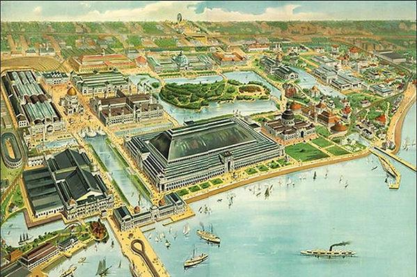 1893 Chicago Columbian Exposition