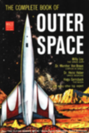 The Complete Book of Outer Space