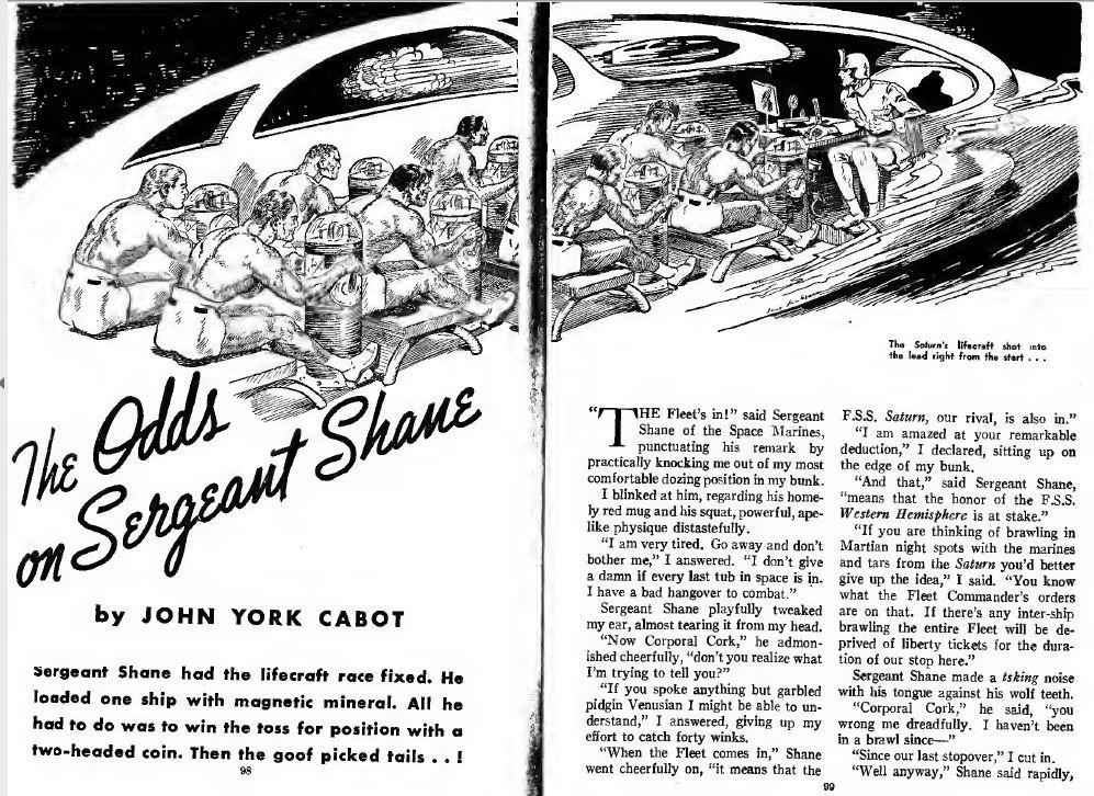 Amazing Stories, December 1941