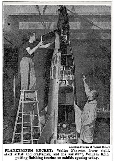 1952-08-07 New York Times Hayden rocket