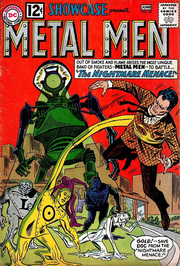 Showcase #38, May-June 1962 cover.JPG