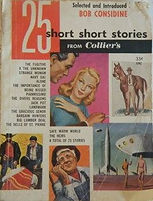 25 Short Short Stories from Collier's, Barmaray Company 1953