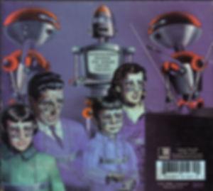 Servotron Entertainment Program for Humans Second Variety rear cover