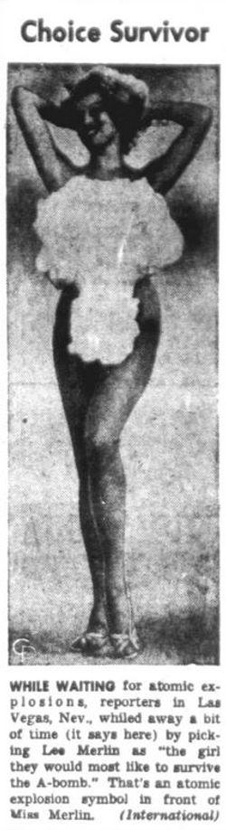 1957-06-17 Bucyrus [OH] Telegraph-Forum Lee Merlin
