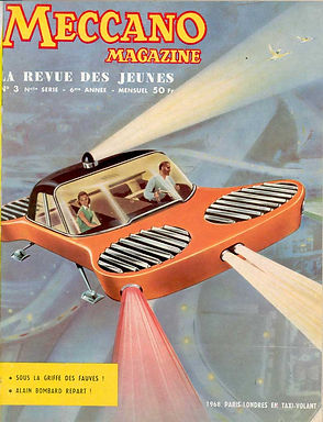 Meccano Magazine, November 1958