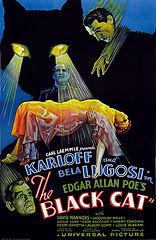The Black Car, poster, 1934