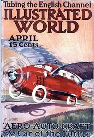 Illustrated World, April 1917