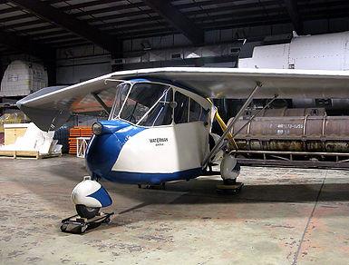 Waldo Waterman Aerobile, 1957