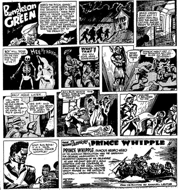 Bungleton Green, December 19, 1942