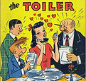 Tilie the Toiler, Large Feature Comics #