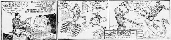 1929-08-03 Buck Rogers strip