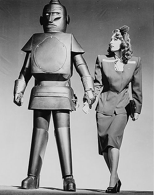 The Monster and the Ape promo still with Babs