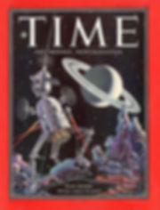 Time cover December 8, 1952, art by Bori