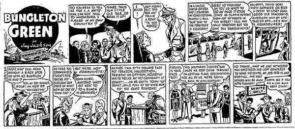 1947-01-18 Chicago Defender Bungleton Green