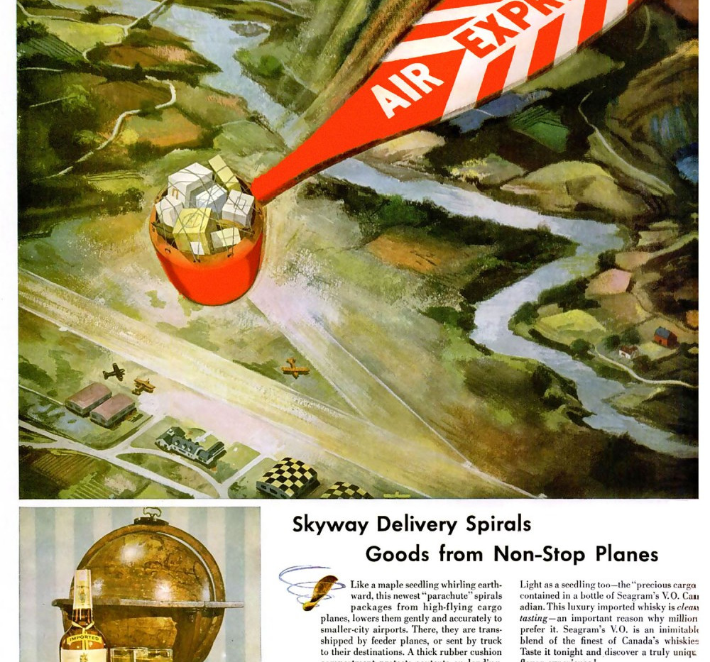 1947-04-12 Skyway delivery