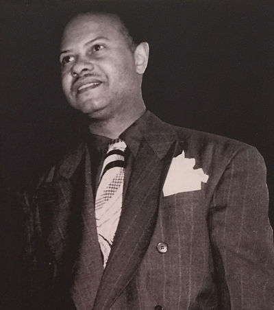 Jay Paul Jackson photo, c1950?