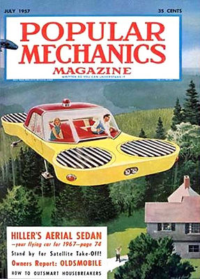 Popular Mechanics, July 1957
