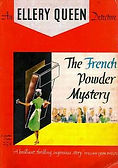 Ellery Queen, The French Powder Mystery, Jonathan Press Mystery