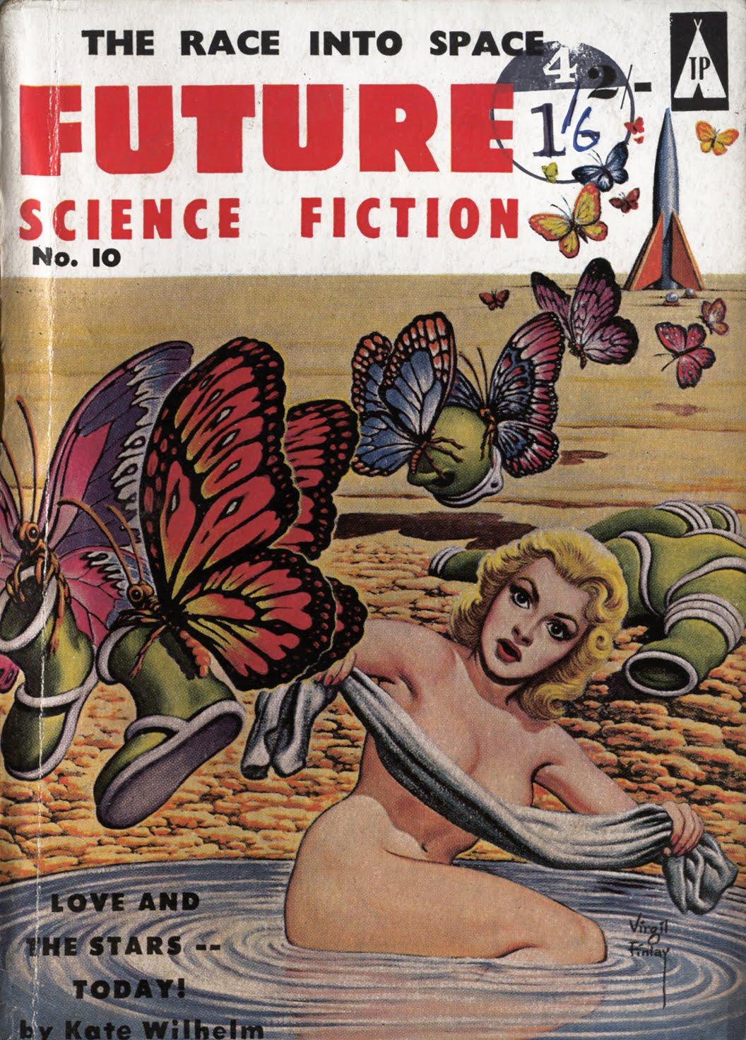June 1959 - Virgil Finley art