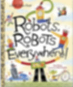 Sue Fleiss and Bob Staake, Robots, Robot