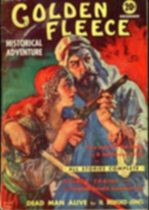 1938-12 Golden Fleece  Jay Jackson cover