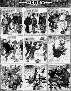 19120225 [Washington, DC] Evening Star, February 25, 1912 Percy mechanical man