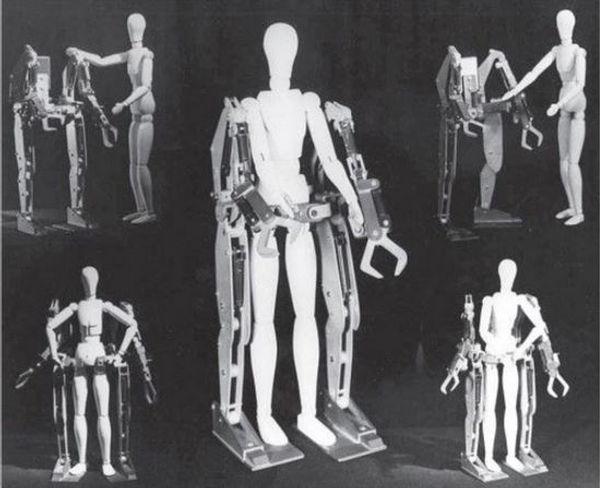 Hardiman prototype on dummies.JPG