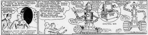 1929-07-31 Buck Rogers strip