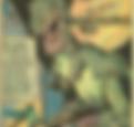 Hangman Comics #4 Fall 1942 p1 T-Rex.png