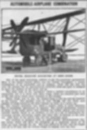 Curtiss Aeroplane, Kansas City Kansan Mar. 24, 1917 page 5