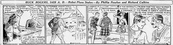 1929-07-30 Buck Rogers strip