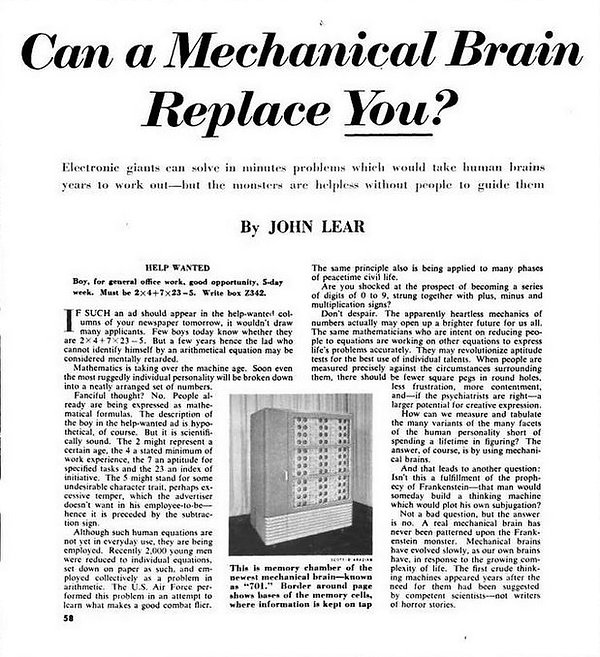 1953-04-03 Collier's John Lear, Can a Me