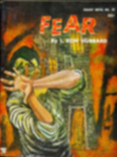 L. Ron Hubbard, Fear, Galaxy Novel #29