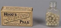 Carthartic pills, c1920