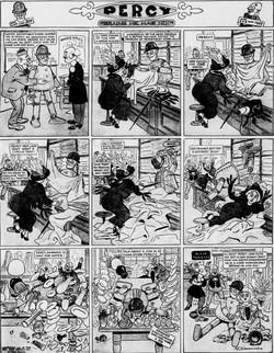 19120114 [Washington, DC] Evening Star, January 14, 1912 Percy mechanical man