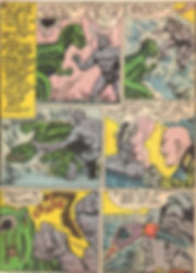 Clue Comics #5, September 1943