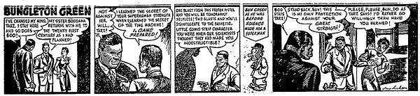 Bungleton Green, June 7, 1947