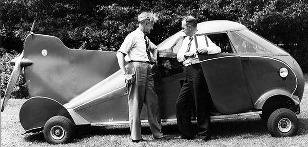 Stout Sky Car 1931