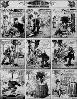 19121020 [Washington, DC] Evening Star, October 20, 1912 Percy mechanical man