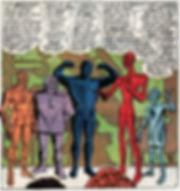 Showcase #37, March-April 1962, p7 panel