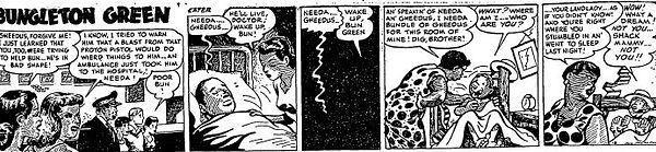 Bungleton Green, September 27, 1947