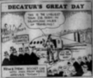 1934-06-02 Decatur [AL] Daily Pan-Am Man