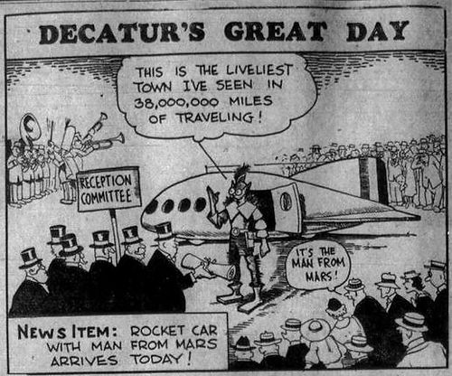 1934-06-02 Decatur [AL] Daily Pan-Am Man