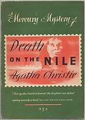 Agatha Christie, Death on the Nile, Mercury Mystery